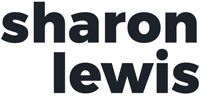 the Sharon Lewis Retina Logo